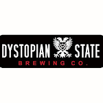 Logo for Dystopian State Brewing Company
