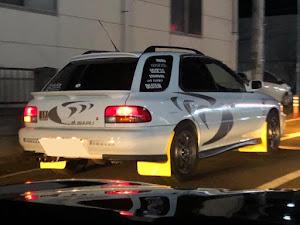 インプレッサ スポーツワゴン GF8のカスタム事例画像 ネロ ガルパンさんの2020年03月25日21:27の投稿