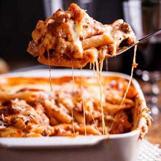 Pasta Bake Sauce Recipes