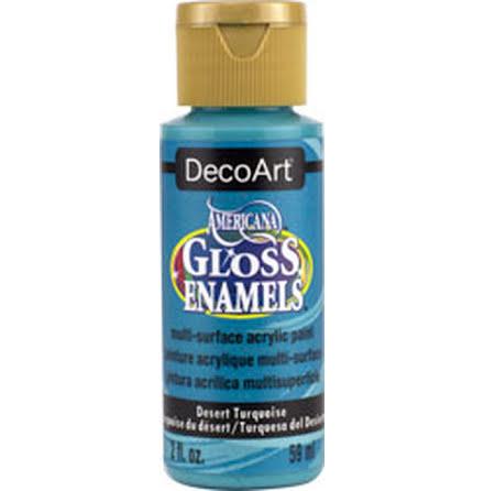 Glasfärg - Desert Turquoise