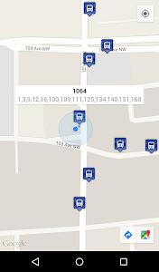 ETS Bus Stops screenshot 0