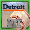 Detroit Baseball Free icon
