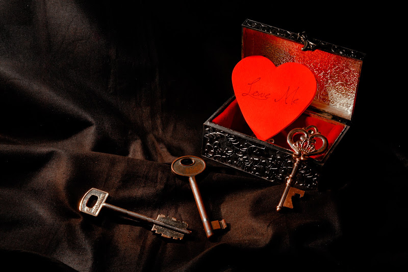 The key of Love di gianfry60