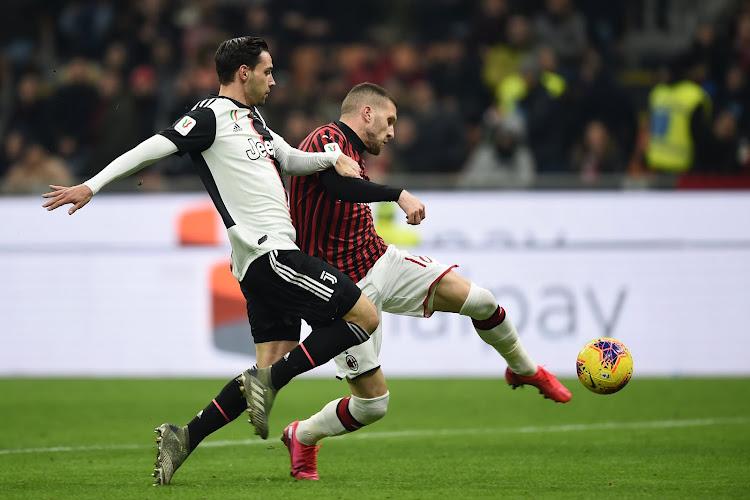 De Sciglio prêté à Lyon par la Juventus