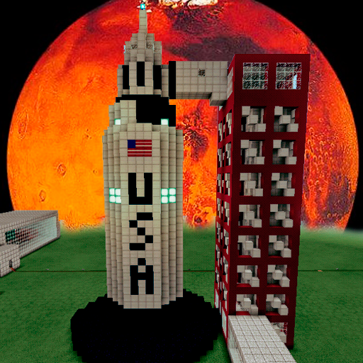 Как строить в майнкрафте портал на марс