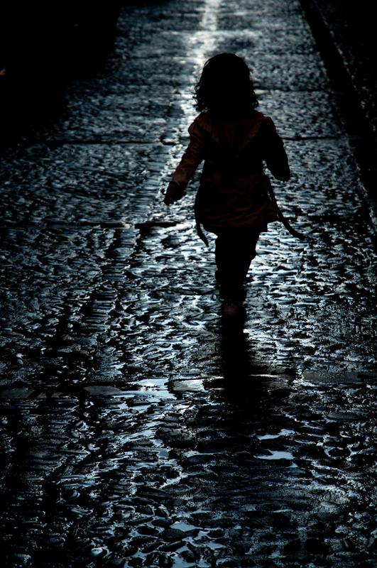 A spasso sotto la pioggia di PietroP