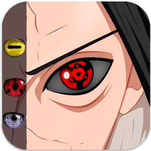 Sharingan Sasuke Eyes Lenses
