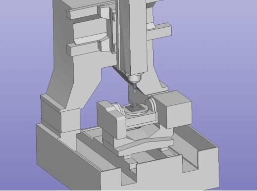 IMSmachine упрощает программирование для любого типа станков, включая многошпиндельные станки и станки с несколькими паллетами