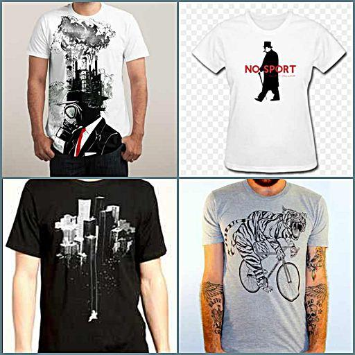 Tshirt Design Ideas tshirt design ideas screenshot thumbnail Diy T Shirt Design Ideas Screenshot