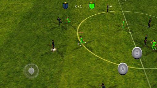 2015年足球 - 实况足球 玩動作App免費 玩APPs