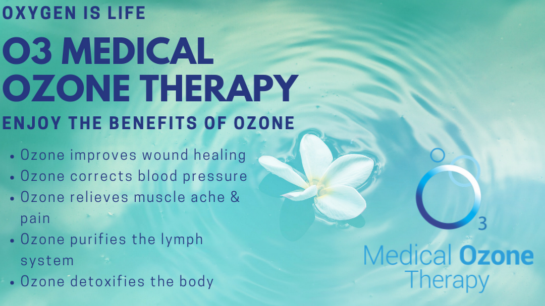 O3 Medical Ozone Therapy - Ozone Therapy @ Fancourt Spa, George