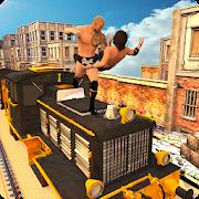 Wrestling Revolution on Train Wrestling Games 2K18