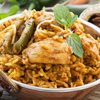 Basmati Rice Coconut Milk Chicken Recipes