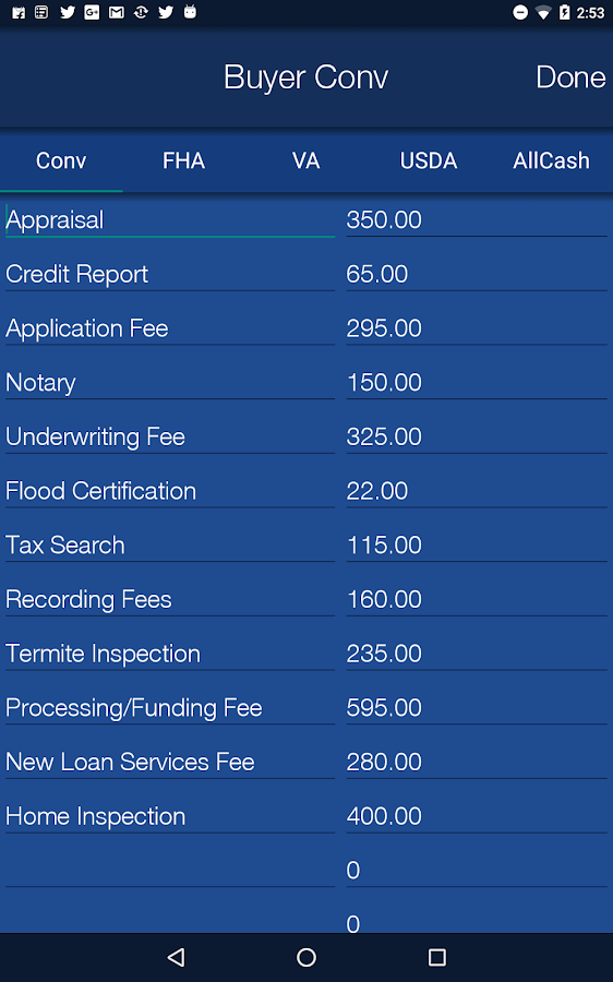 CharterAgent 3.0- screenshot