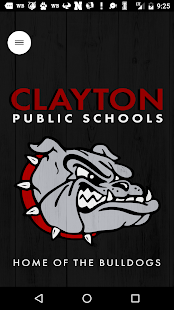 Clayton Public Schools- screenshot thumbnail