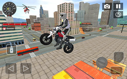 Sports bike simulator Drift 3D apkpoly screenshots 3