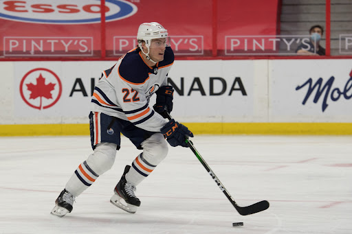 Edmonton Oilers re-sign Tyson Barrie to three-year contract extension