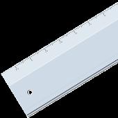 Infinite ruler