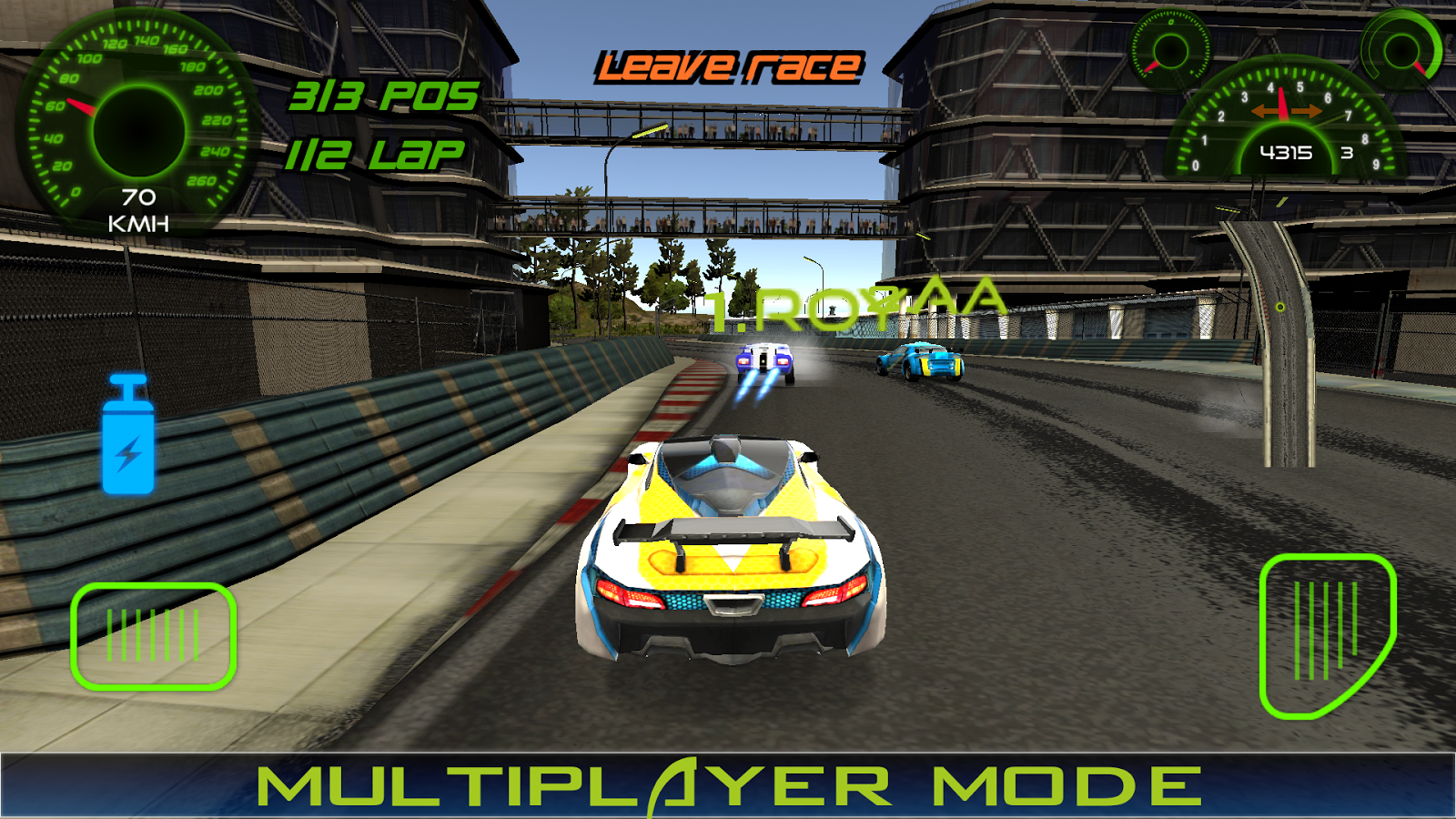 Hyper car racing multiplayer super car racing game for Play motor racing games