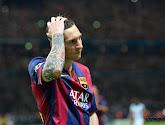 Qu'est-il arrivé à Lionel Messi ?
