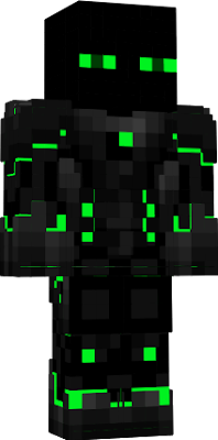 this enderman can destroy every thing with toxic
