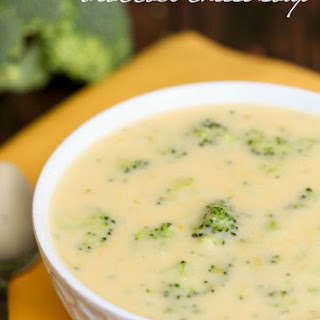 Broccoli Cheese Chowder -, 205 calories