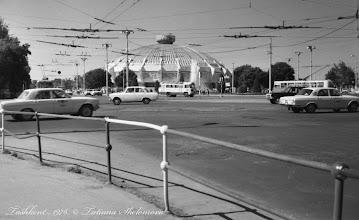 Photo: Цирк в Ташкенте. Май 1976 года.