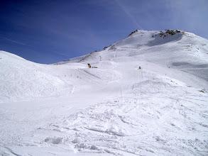 Photo: La nieve estaba de maravilla.