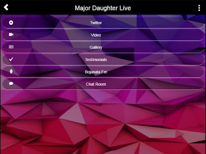 Major Daughter Live - Marriage and Couples Advice- screenshot thumbnail
