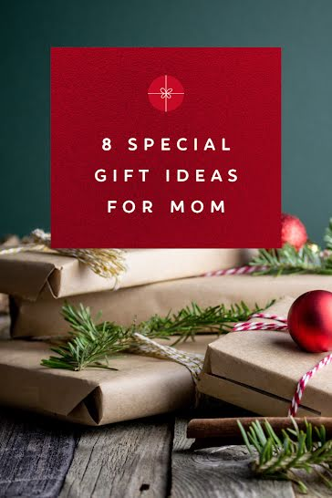 Special Gift Ideas for Mom - Christmas Template