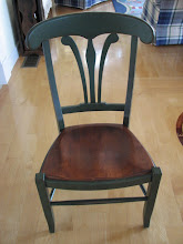 Photo: Nichols & Stone Chair for Dining Set