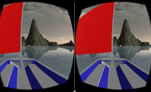 Sail to Freedom VR Cardboard- screenshot thumbnail