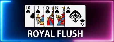 royal flush