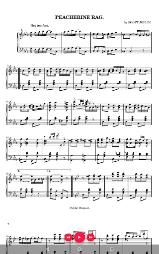 Download Sheet Music For Pc - Www imagez co