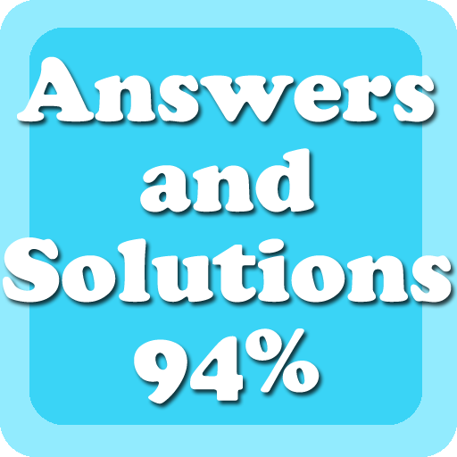 Solutions and Answers 94% 娛樂 LOGO-玩APPs