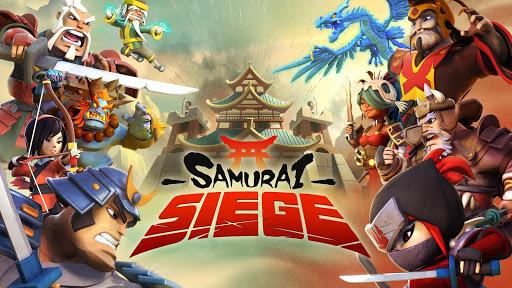 Samurai Siege: Alliance Wars  screenshots 12