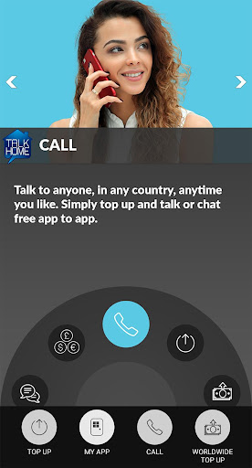 Talk Home: Cheap International Calls - screenshot