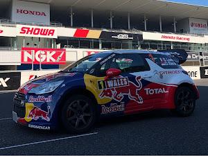 DS3  レーシングWRC改のカスタム事例画像 コルトロさんの2020年08月15日08:01の投稿