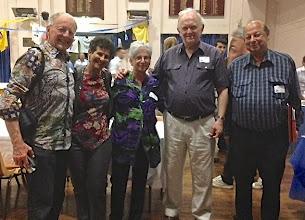 Photo: Henry & Miriam Briggs, Agnes, David & Ian