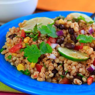 Taco Fiesta Barley Salad