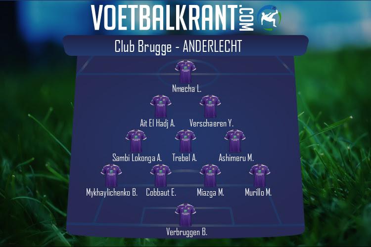 Anderlecht (Club Brugge - Anderlecht)