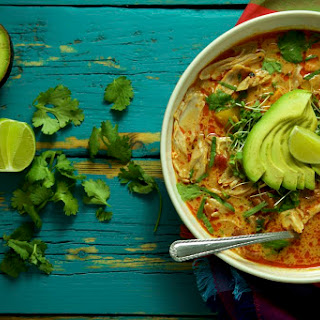 Sopa De Pollo Cilantro Recipes