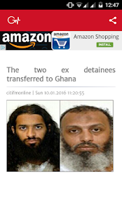 Ghana Waves Radio Stations Screenshot 8