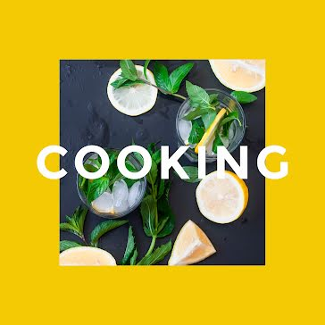 Lemon Cooking - Instagram Post Template