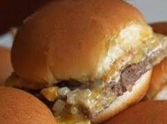 Copycat White Castle Burgers