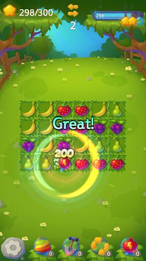 玩免費解謎APP|下載Fruit Yard: Match 3 Mania app不用錢|硬是要APP