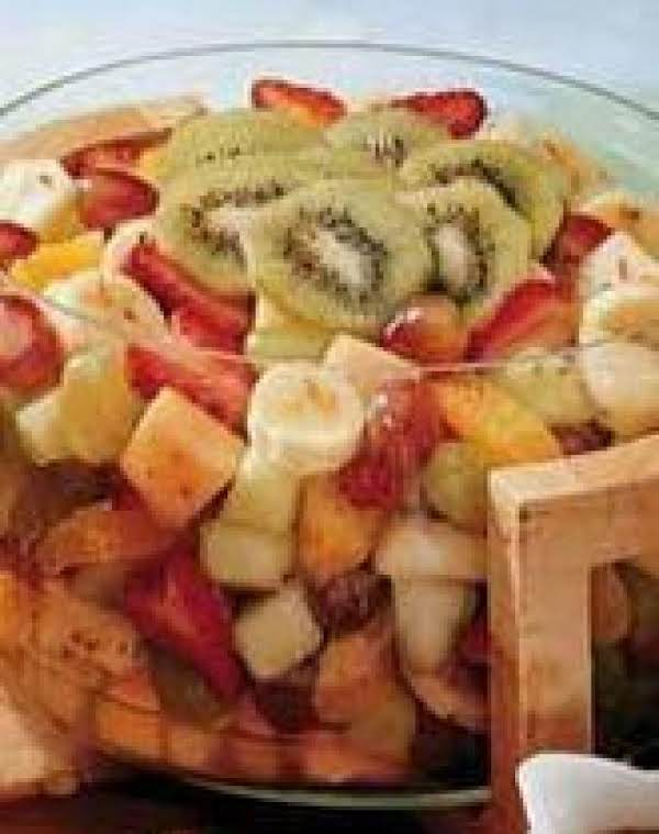Aniseed Fruit Salad Recipe