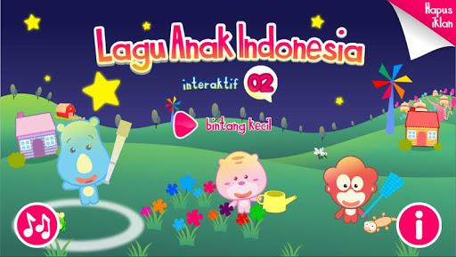 玩教育App|Lagu Anak Indonesia Int 02免費|APP試玩