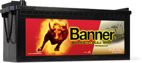 Banner Buffalo Bull SHD PRO 12v 225Ah