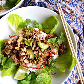 Vietnamese Caramelized Ground Pork.